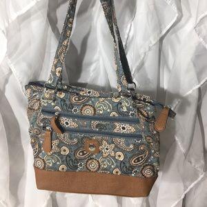 Stone Mountain purse needs some light tlc on strap
